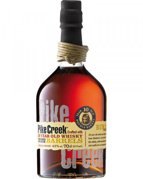 Pike Creek Canadian Whisky 0,7l