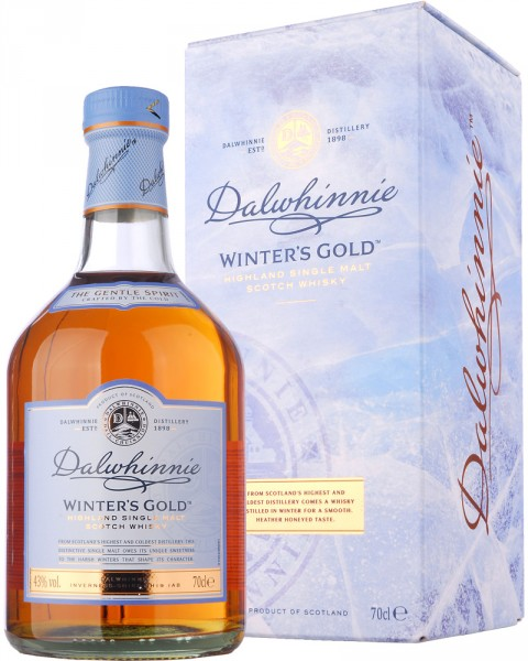 Dalwhinnie Winters Gold 0,7l