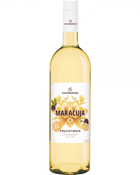 Fruchtwein On Ice Maracuja 0,75 l