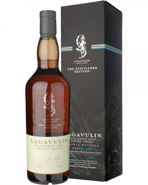 Lagavulin Distillers Edition 2002-2018 0,7l
