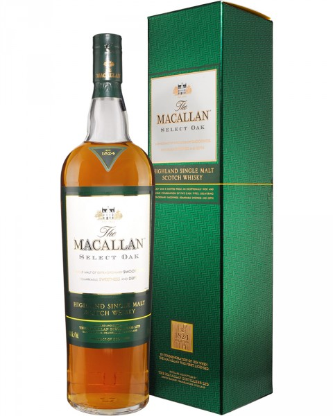 Macallan Select Oak 1,0l