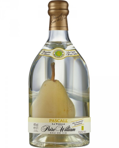 Pascall La Vieille Poire William mit Birne 0,7l