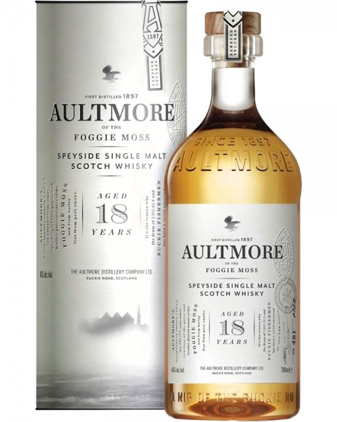 Aultmore 18 Jahre 0,7l