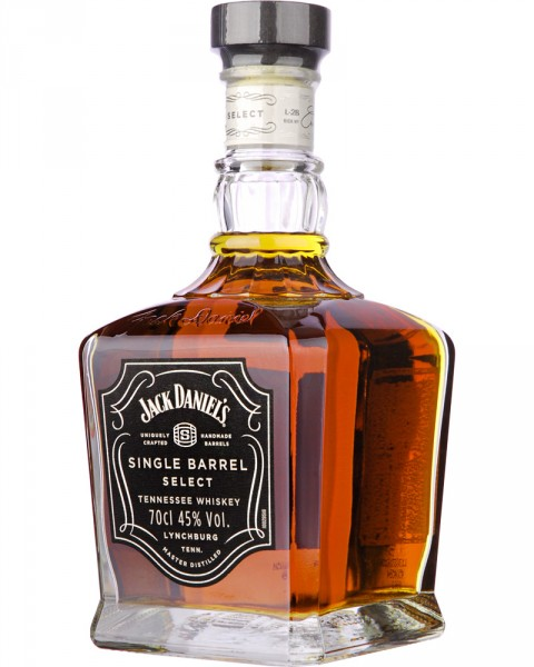 Jack Daniels Single Barrel Tennessee Whiskey 0,7l