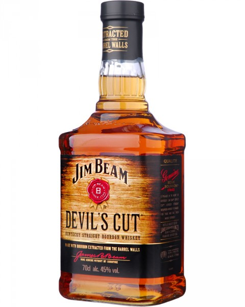 Jim Beam Devils Cut Whiskey 0,7l