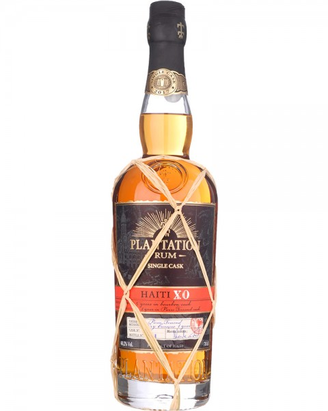 Plantation Rum Haiti XO 2017 Single Cask 0,7l