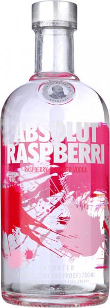 Absolut Vodka Raspberri 0,7l