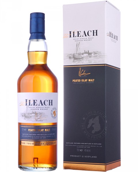 Ileach Peated Islay Malt 0,7l