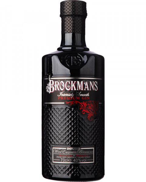 Brockmans Intensly Smooth Premium Gin 0,7l