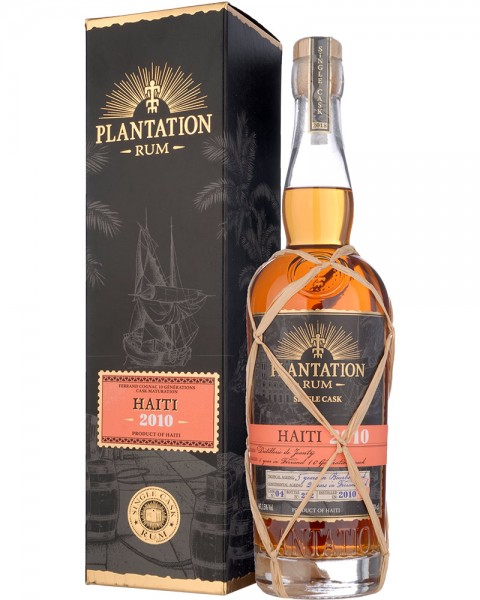 Plantation Rum Haiti 2010 Single Cask 0,7l