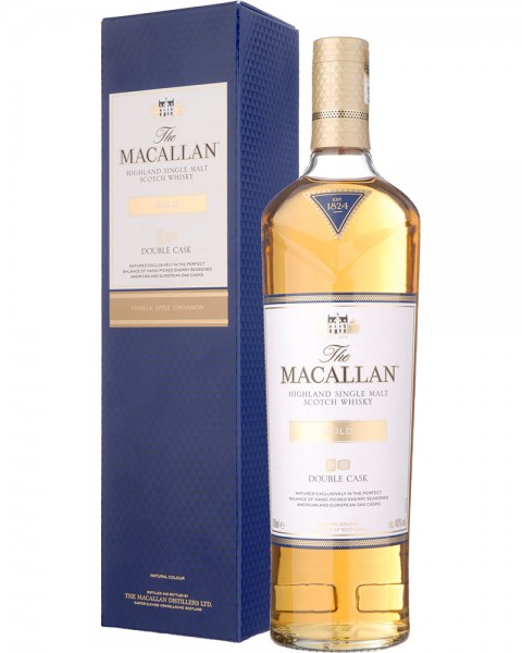 Macallan Gold Double Cask 0,7l