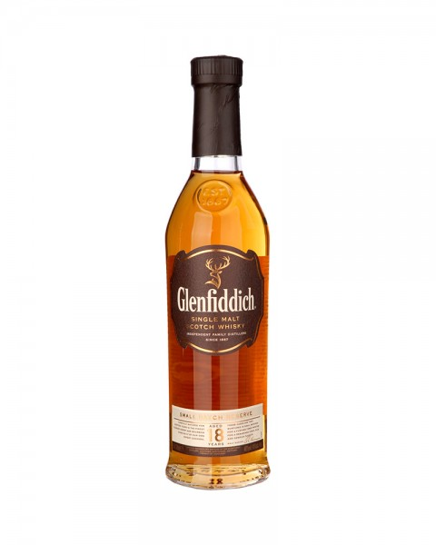 Glenfiddich 18 Jahre Small Batch Reserve 0,2l