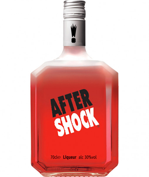 After Shock Hot & Cool Red 0,7l
