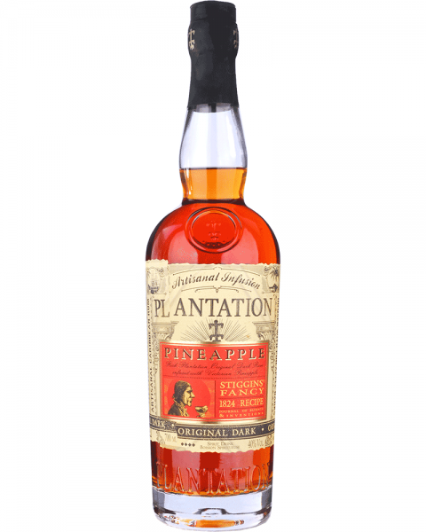 Plantation Pineapple Artisanal Infusion Stiggins Fancy 0,7l