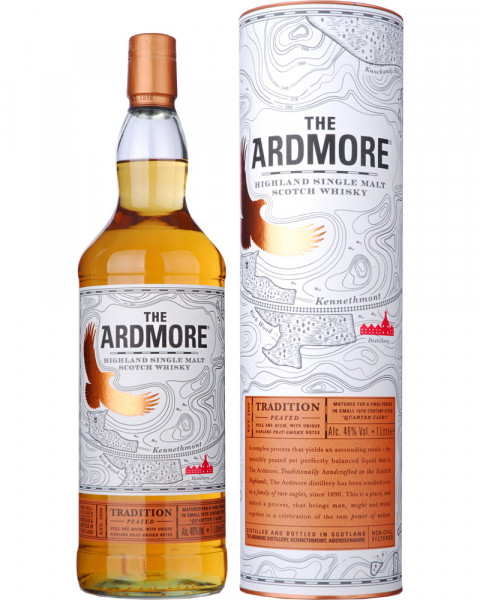 Ardmore Traditional Peated 1,0l
