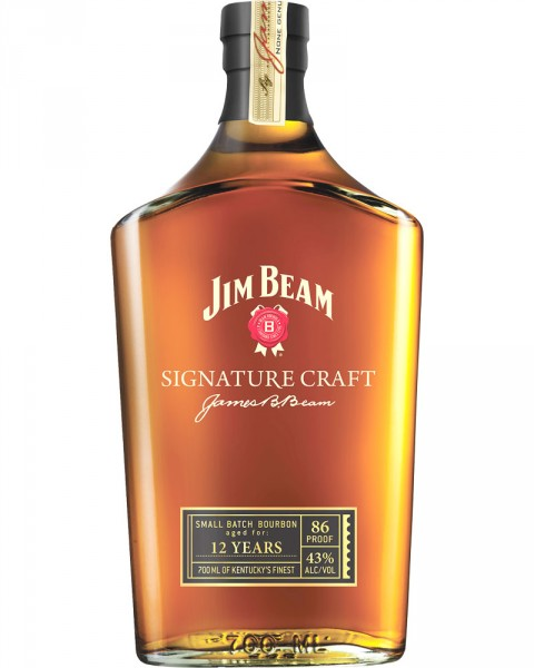 Jim Beam Signature Craft 0,7l
