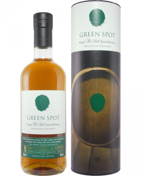 Green Spot Irish Whiskey 0,7l