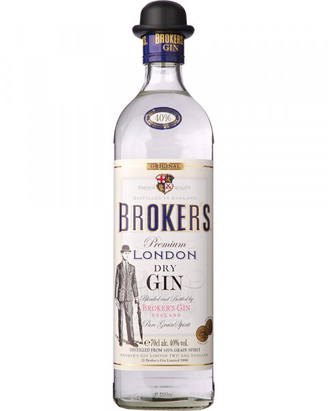 Broker´s Gin 40%vol. 0,7l