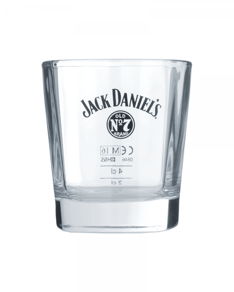 Jack Daniels Tennessee Whiskey Tumbler Glas