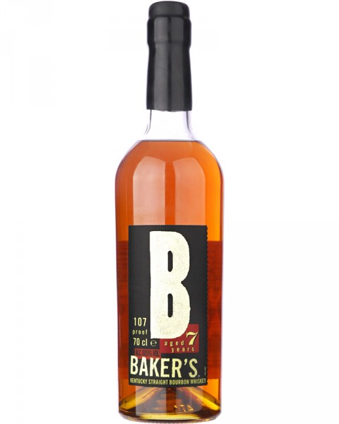 Bakers Bourbon (53,5/700) 0,7l