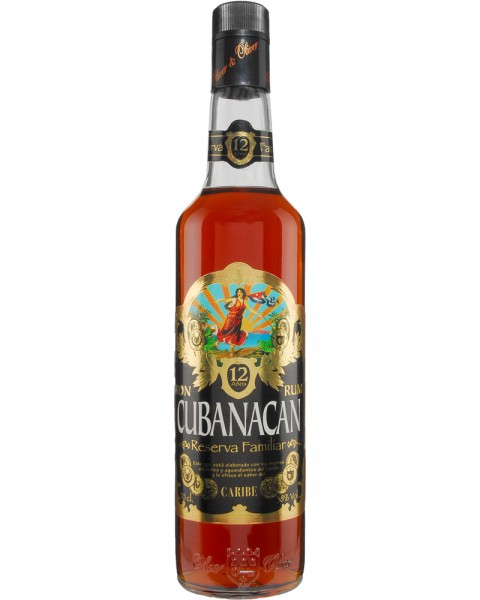 Ron Cubanacan Reserva Familiar 12 Anos 0,7l