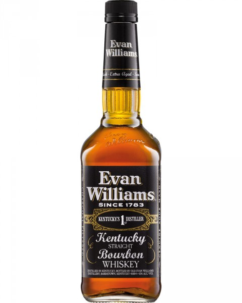 Evan Williams Black Label 0,7l