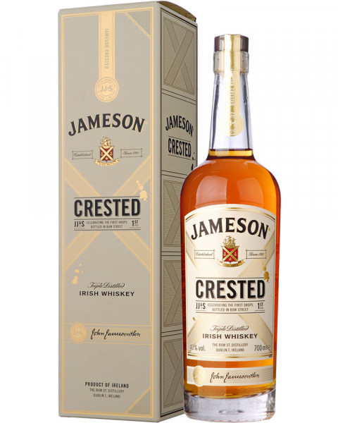 Jameson Crested Ten 0,7l