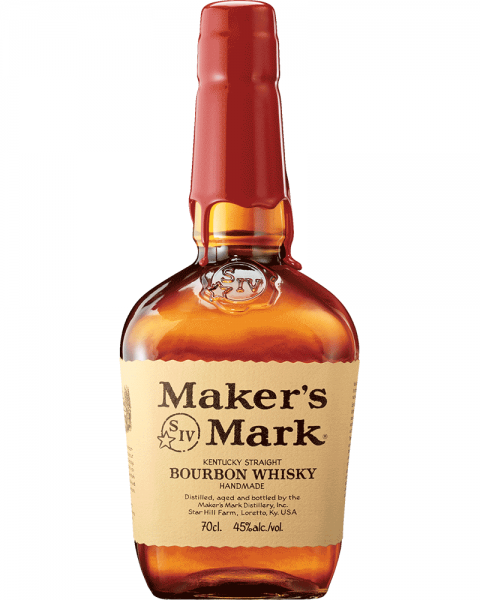 Makers Mark Bourbon Whiskey 0,7l