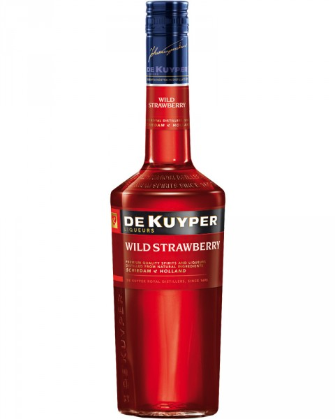 DE KUYPER Wild Strawberry 0,7l