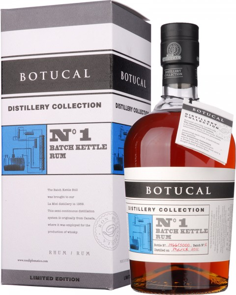 Ron Botucal Distillery Collection No1 Batch Kettle Rum 0,7l