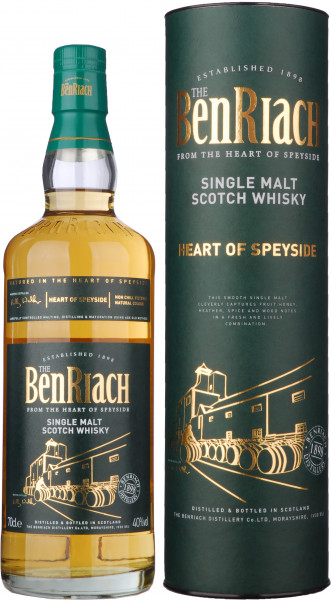 BenRiach Heart of Speyside 0,7l