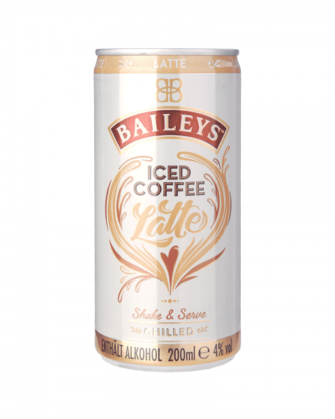 Baileys Iced Coffee Latte Dose 0,2l