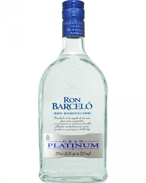 Ron Barcelo Platinum 0,7l