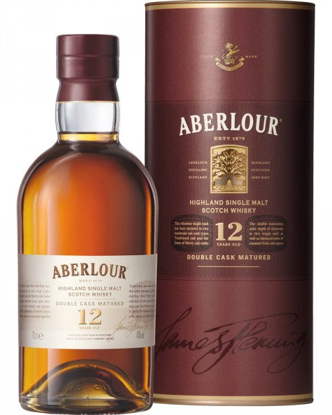 Aberlour 12 Jahre Double Cask Matured 0,7l