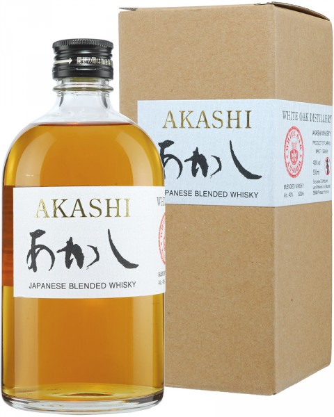 AKASHI White Oak 0,5l