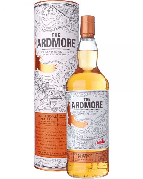 Ardmore Traditional Peated 40%vol. 1,0l