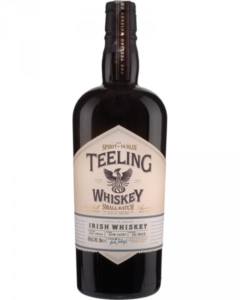 Teeling Small Batch Irish Whiskey 0,7l