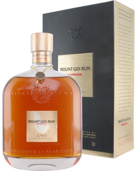 Mount Gay 1703 Old Cask Selection 0,7l