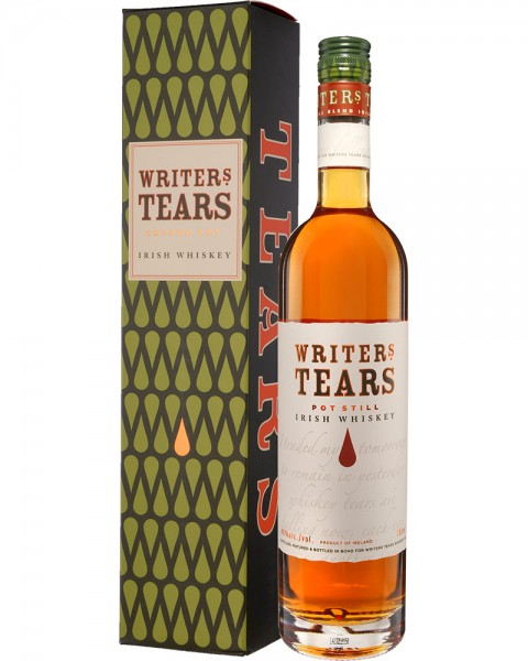 Writers Tears Irish Whiskey im Geschenkkarton 0,7l