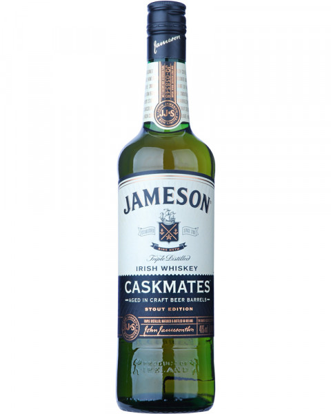 Jameson Caskmates Aged in Craft Beer Barrels 0,7l