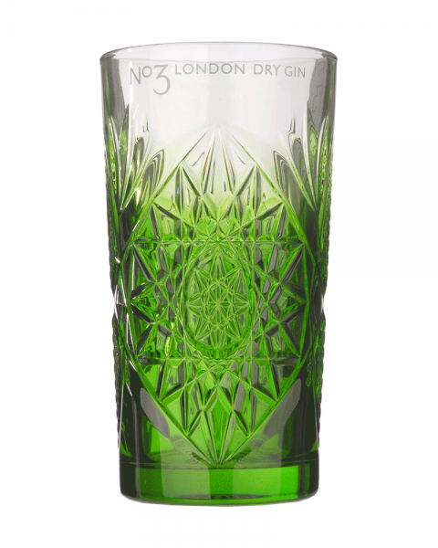 London No. 3 Gin Longdrink Glas