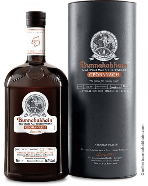 Bunnahabhain Ceobanach Islay Single Malt 0,7l