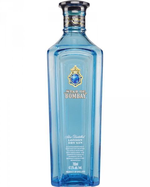 Star of Bombay Gin 0,7l