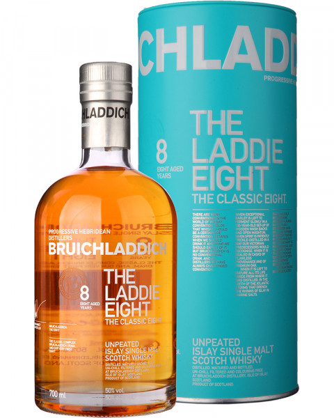 Bruichladdich The Laddie Eight 8 0,7l