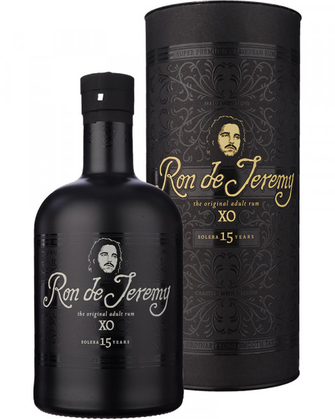 Ron de Jeremy XO Solera 15 Years GP 0,7l