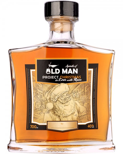 Old Man Rum Project Christmas 0,7l
