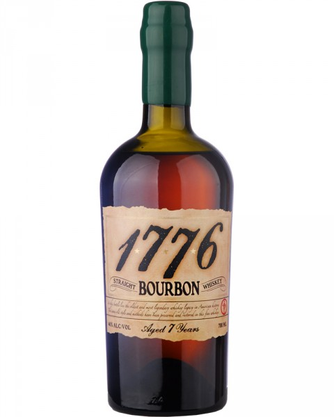 James E. Pepper 1776 Straight Bourbon Whiskey 7 Jahre 0,7l