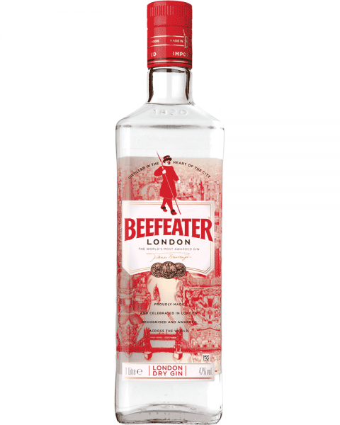 Beefeater London Dry Gin 47%vol. 1,0l