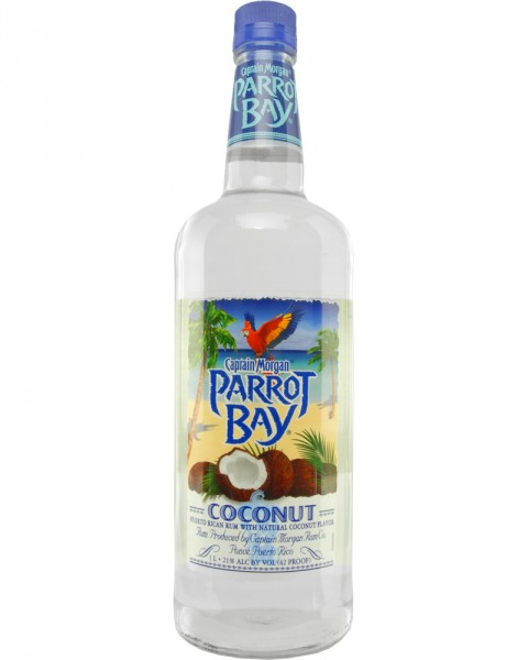 Captain Morgan Parrot Bay 1,0l