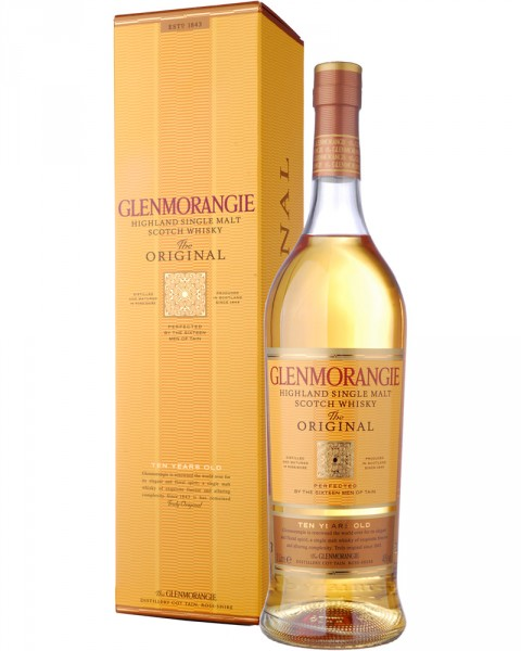Glenmorangie The Original Single Malt Whisky GP 1,0l